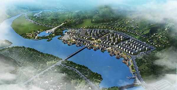 福建武夷山朱子文化旅游度假区概念性规划