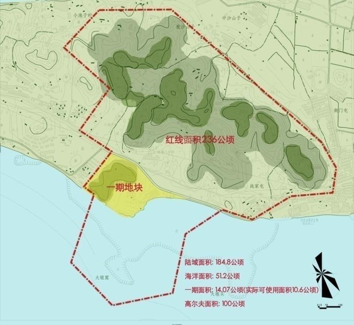 大长山岛金海湾旅游度假综合体开发策划