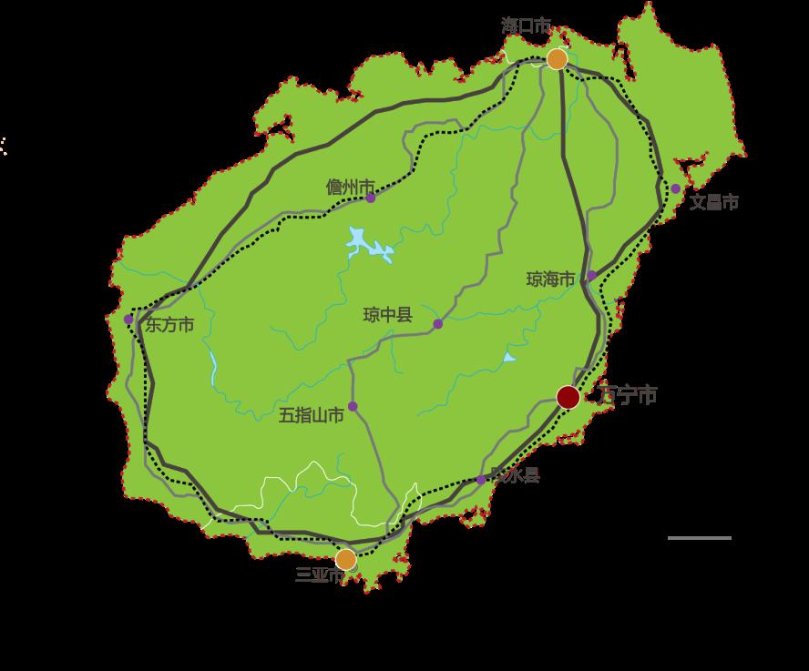 东山岭生态文化旅游区建立成为以完备的高品质服务为核心、以文化旅游度假产品体系为特色,集度假、居住、消费、娱乐、服务等于一体的旅游目的地,促进海南国际旅游岛资源单一依赖发展模式的转型,建设国际旅游岛主题文化旅游示范区和海南东山文化旅游度假目的地。