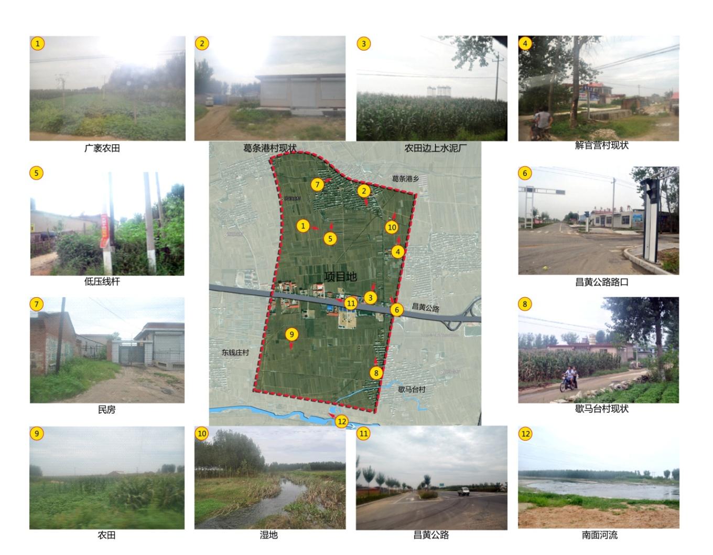 项目区位:河北省秦皇岛市昌黎县 项目规模:6700亩 完成时间:2012年