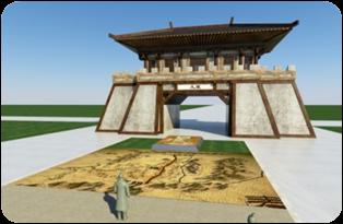 内蒙古包头九原黄河湿地旅游区概念性规划 全域旅游规划 第4张