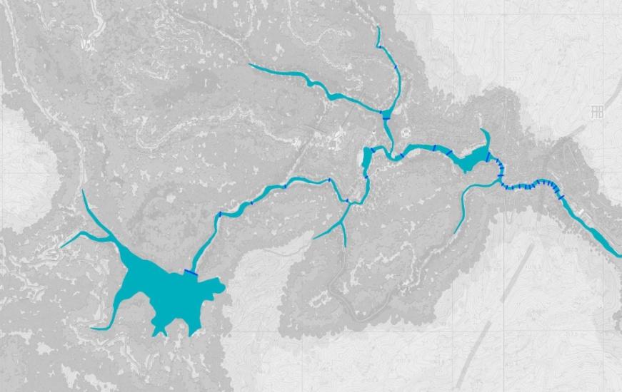 邢台大峡谷旅游景区提升规划及重要节点景观方案设计