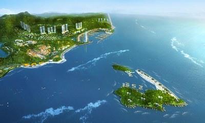 中航·巽城湾滨海旅游度假综合体概念性规划